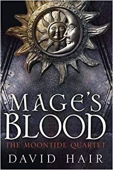 Book Mage's Blood: The Moontide Quartet Book 1