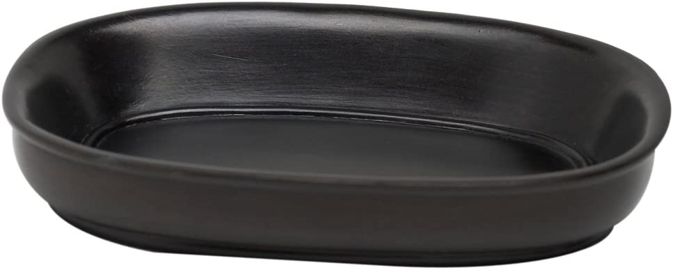 Zenna Home India Ink Marion Soap Dish, Oil Rubbed Bronze