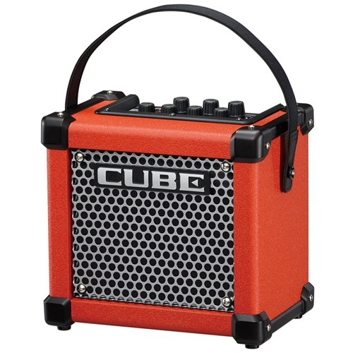 Roland Micro Cube GX 3W 1x5 Battery Powered Guitar...