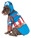 Best RUBIE'S TV Store Costumes - Rubies Costume Avengers Assemble Deluxe Captain America Pet Review
