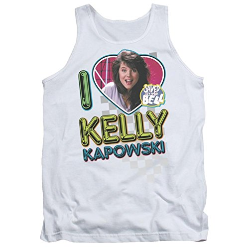 Tank Top: Saved By The Bell - I Love Kelly Size M