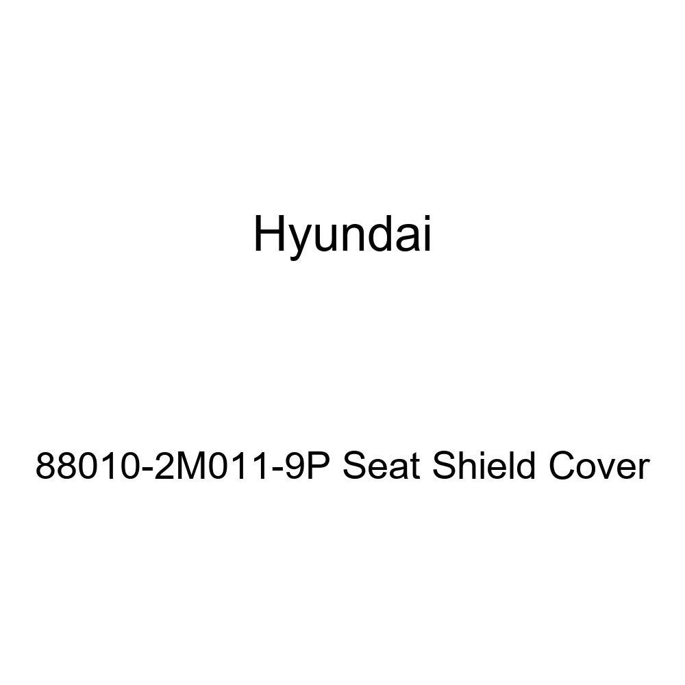 Genuine Hyundai 88010-2M011-9P Seat Shield Cover