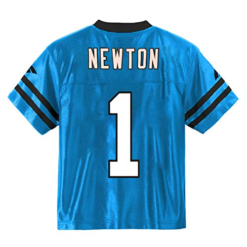 Outerstuff Cam Newton Carolina Panthers #1 Blue Youth Alternate Player Jersey