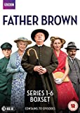 Father Brown: Series 1,2,3,4,5 & 6 (BBC) [Official UK Release]