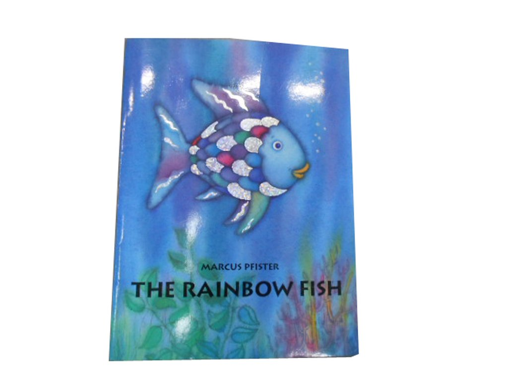 rainbow fish big book marcus pfister j alison james