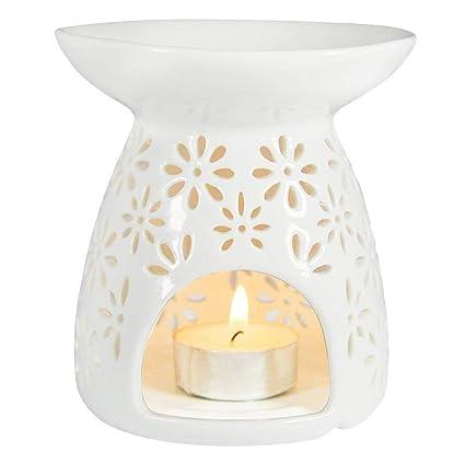 Ceramic Tea Light Oil Burner