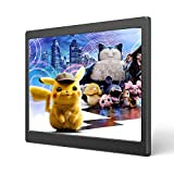 7'' inch Portable Monitor IPS Display 1024x600 16:9 Laptop Monitor Mini USB Powered Built-in Speakers Wall Mountable for Raspberry Pi Playstation Nintendo Switch Xbox One Windows Mac Laptop