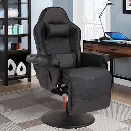 Massage Video Gaming Recliner Chair - a good cheap computer gaming chair