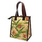 Hawaiian Insulated Lunch Bag Bird of Paradise