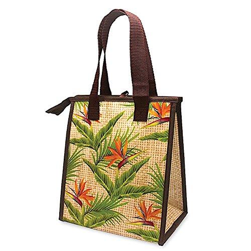 Hawaiian Insulated Lunch Bag Bird of -