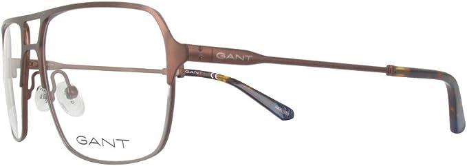 Eyeglasses Gant GA 3128 091 matte blue