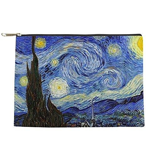 (CafePress - Starry Night - Van Gogh - Makeup Pouch)