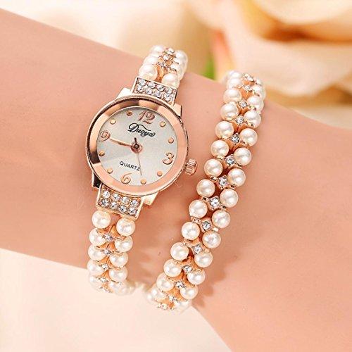 Lucoo Fashion Jewelry Bracelet Wristwatch
