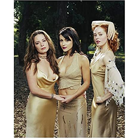 Charmed Rose Mcgowan Holly Marie Combs Alyssa Milano In