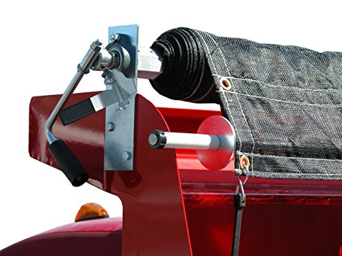 Buyers Products DTR4510 Dump Tarp Roller Kit (Tarp Roller Kit,Dump,4.6Ft X (Dump Tarp)