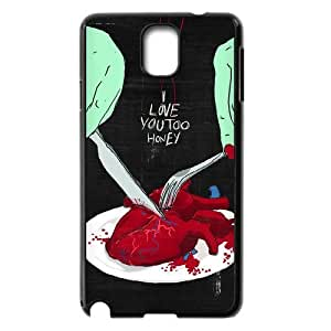 Samsung Galaxy Note 3 Case Zombies Unique For Guys Black Yearinspace171211
