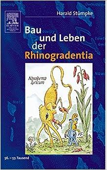 Bau und Leben der Rhinogradentia (German Edition)