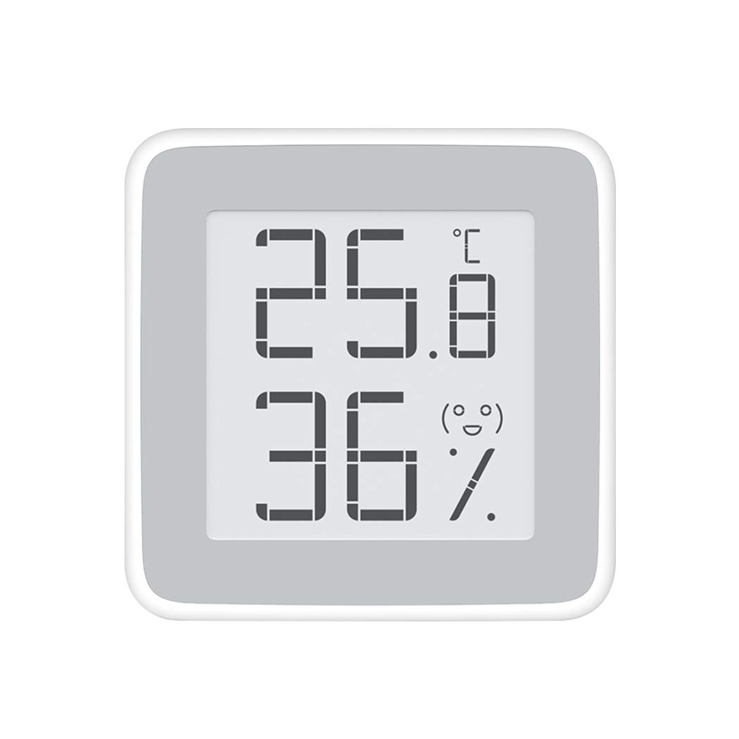 Rare 360 /° HD Display E-Ink Indoor Termometro Monitor di umidit/à Swiss SENSIRION Calibro di umidit/à di alta precisione Dewanxin Igrometro digitale originale Xiaomi Mijia Smart