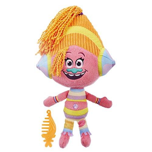 Troll Doll Costume (DreamWorks Trolls DJ Suki Talkin' Troll Plush)
