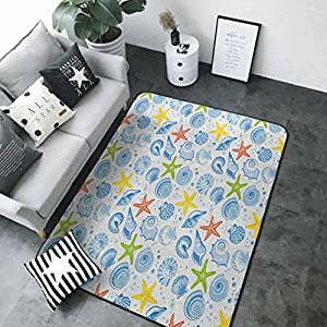 51NOwOZ1ekL._SS300_ Starfish Area Rugs For Sale