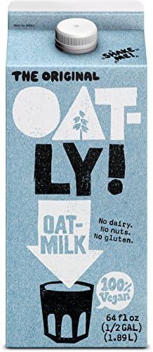 Oatly Original Oat Milk, 64 oz