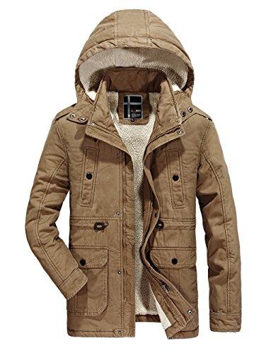Ride Cotton Coat - 1