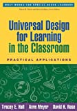 Universal Design for Learning in the Classroom : Practical Applications, , 1462506313