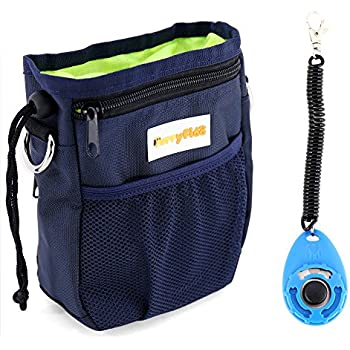 Pet Supplies : FurryFido Dog Treat Training Pouch with