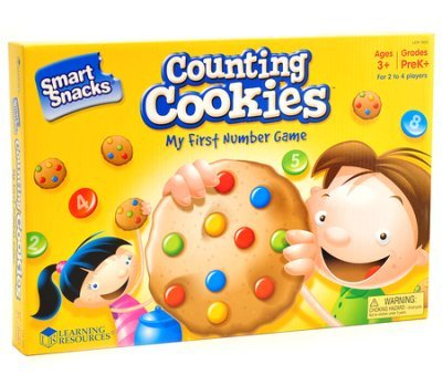 STEMtoys Smart Snacks Counting Cookies Game