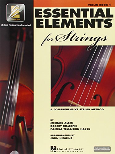 Essential Elements for Strings: Book 1 with EEi - Music Essentials Book