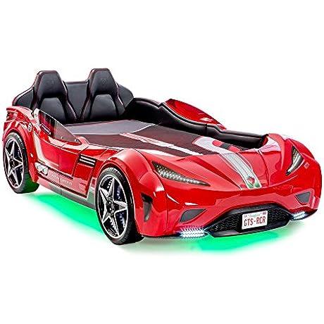 Cilek Kids Room 20 02 1350 00 Gts Race Car Children Bed Frames Twin Red