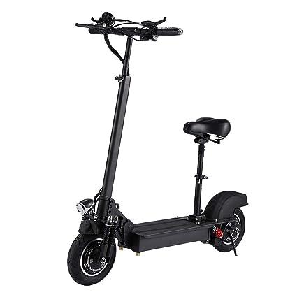 Kick Scooter para adultos, neumáticos eléctricos de alta ...