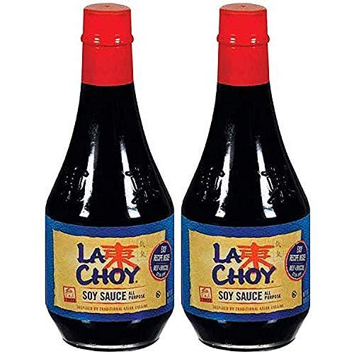 La Choy All Purpose SOY SAUCE Asian Cuisine 15oz (2 pack)