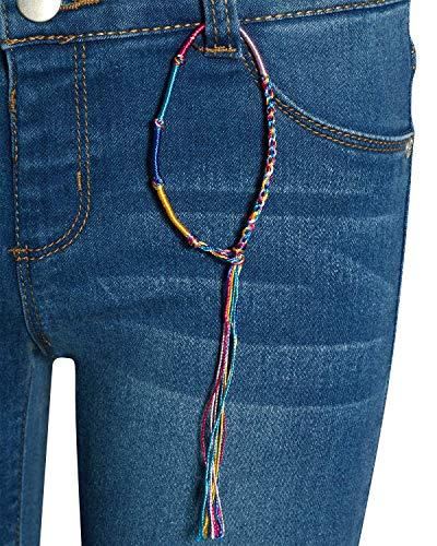 DKNY Girls Super Soft Stretch Skinny Denim Jeans 2
