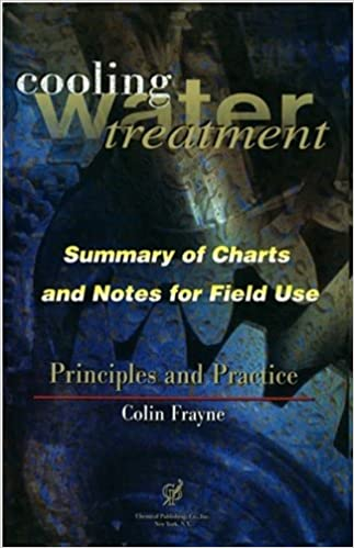 Buy cooling water treatment principles and practice summary of buy cooling water treatment principles and practice summary of charts and notes for field use book online at low prices in india cooling water fandeluxe Images