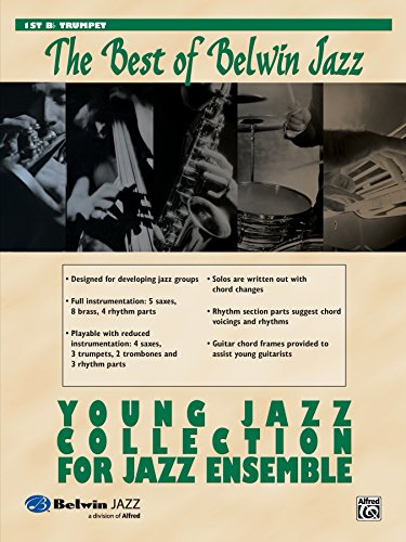 Young Jazz Collection for Jazz Ensemble: 1st B-flat Trumpet
