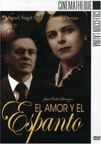 DVD : El Amor Y El Espanto (Widescreen)