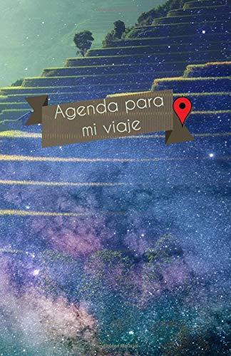 Agenda para mi viaje: interior a color: Amazon.es: Susana ...