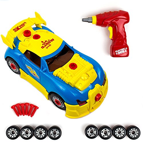 Take Apart Toy Racing Car Kit For Kids - 30 Pieces, used for sale  Delivered anywhere in USA