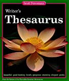 Writer's Thesaurus, Scott Foresman, 0673651363