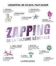Le Zapping de la Culture Générale par Isabelle Fougère