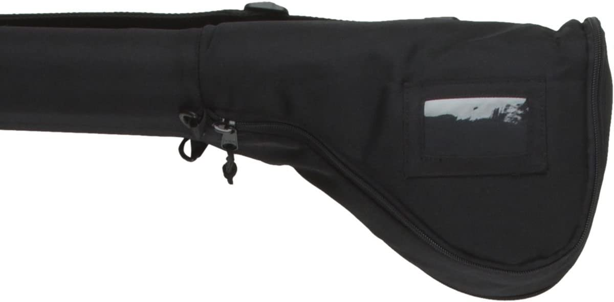 TFO 9 2PC Fleece Lined Fly Rod and Reel Carrying Case TF RRC 9//2