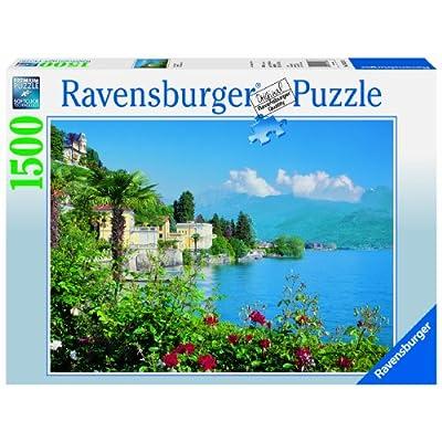 Ravensburger 16253 Lago Maggiore Puzzle 1500 Pezzi