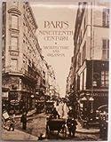 Paris Nineteenth Century, Francois Loyer, 0896598853