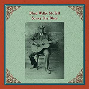 Scarey Day Blues [Vinyl]