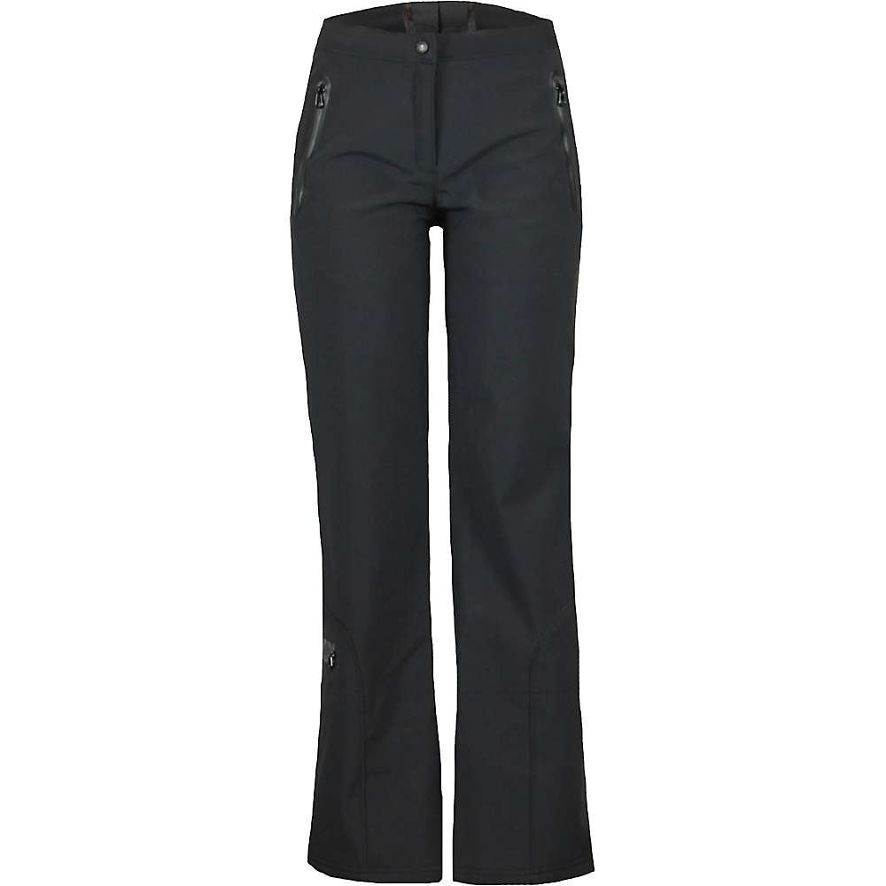 Boulder Gear Tech Softshell Pant - Women's Black 10 by Boulder Gear