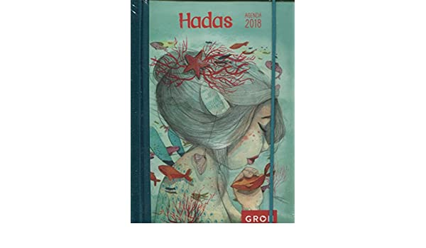 AGENDA HADAS 2018: 8437012673472: Amazon.com: Books