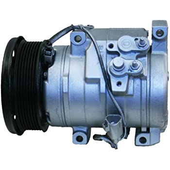 Tested Select TCW 31741.4T3 A//C Compressor and Clutch