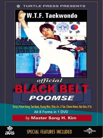 Taekwondo Black Belt Poomse by Turtle Press
