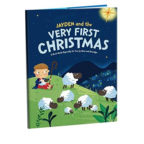 Hallmark Personalized Books: Very First Christmas (Boy)